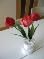 Ribbonart_tulips